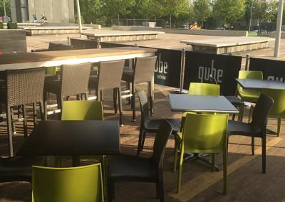 Qube Cafe Bar Corby