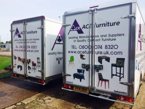 ACE Furniture Vans